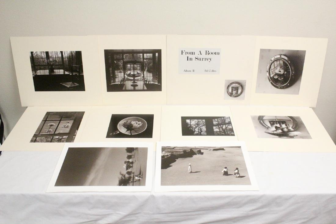 Collection of photographs by Bill Colins