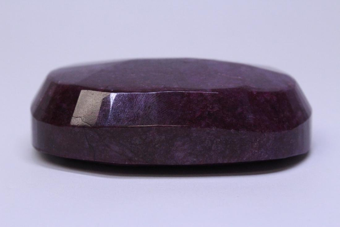 A large natural ruby - 8