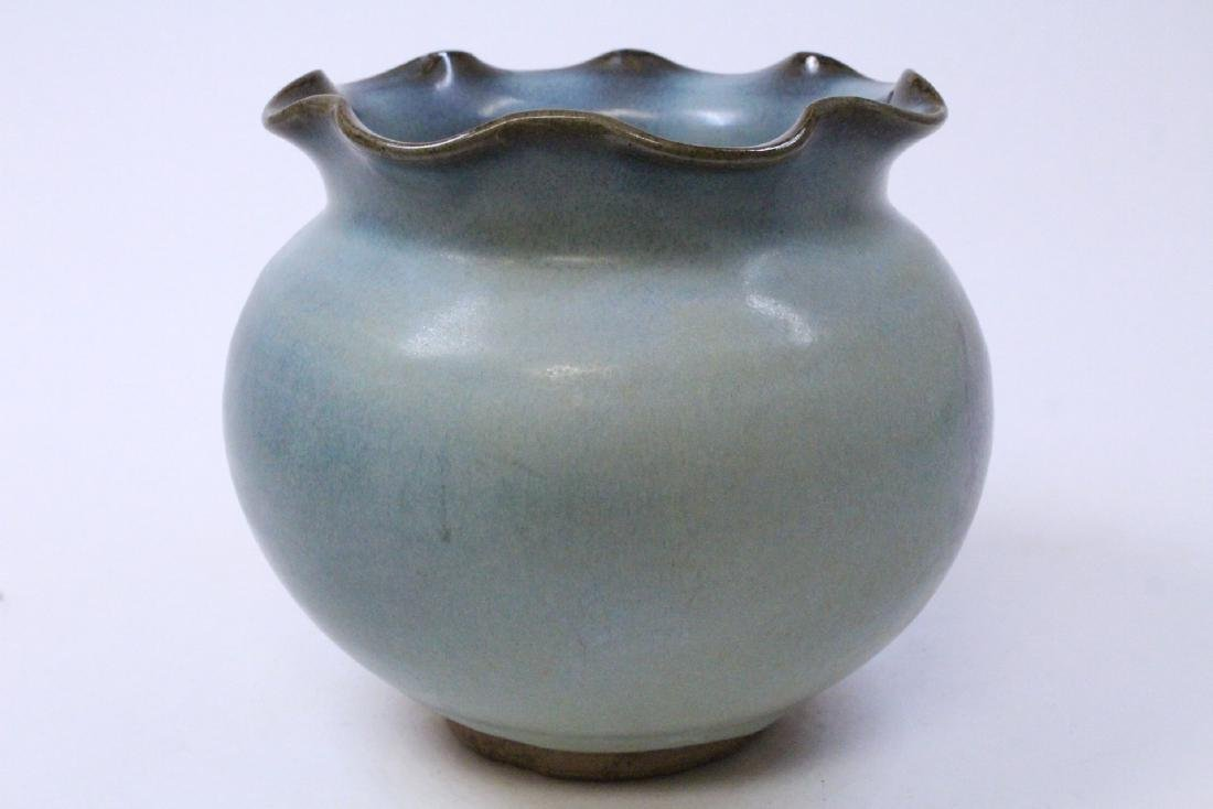 Large Chinese Song style porcelain jar - 2