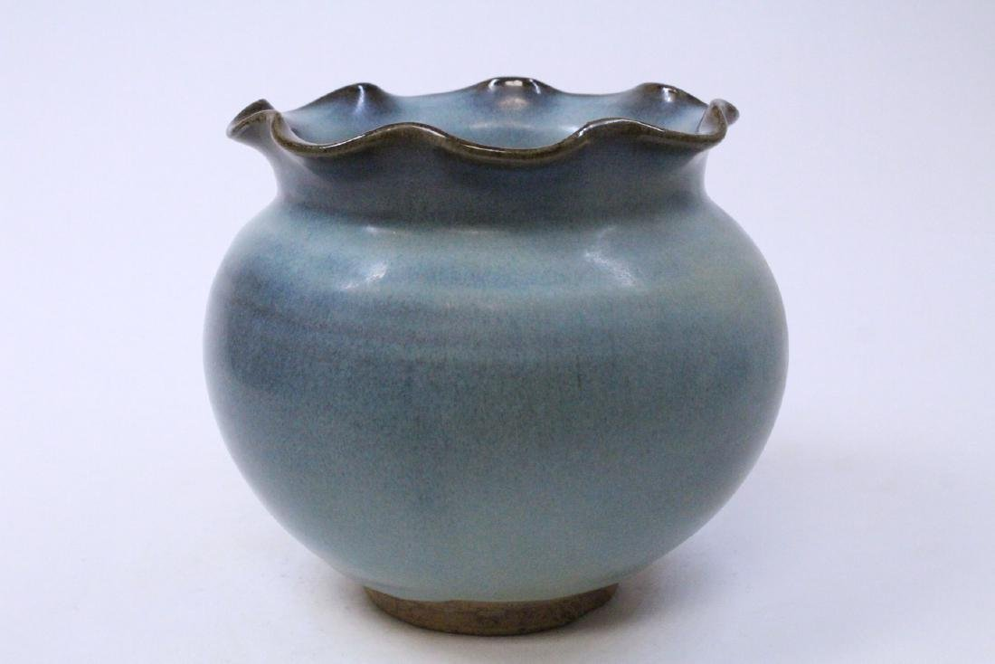 Large Chinese Song style porcelain jar - 3