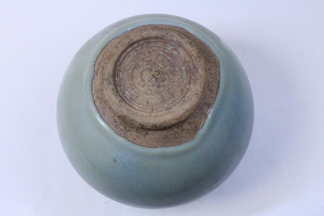 Large Chinese Song style porcelain jar - 6