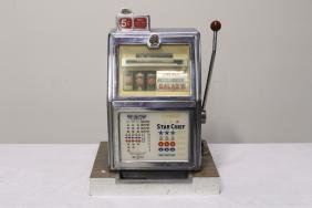 Jennings Galaxy nickel slot machine
