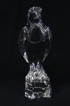 "Baccarat crystal ""eagle"""