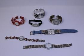 7 very fancy wrist watches