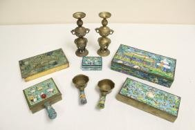 Collection of Chinese vintage pieces