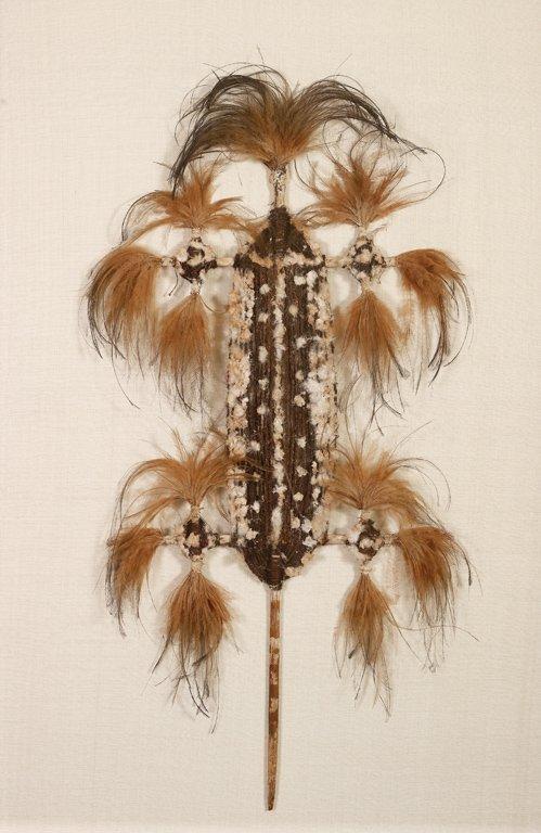 32: A rare aboriginal ceremonial dance wand, Central Au