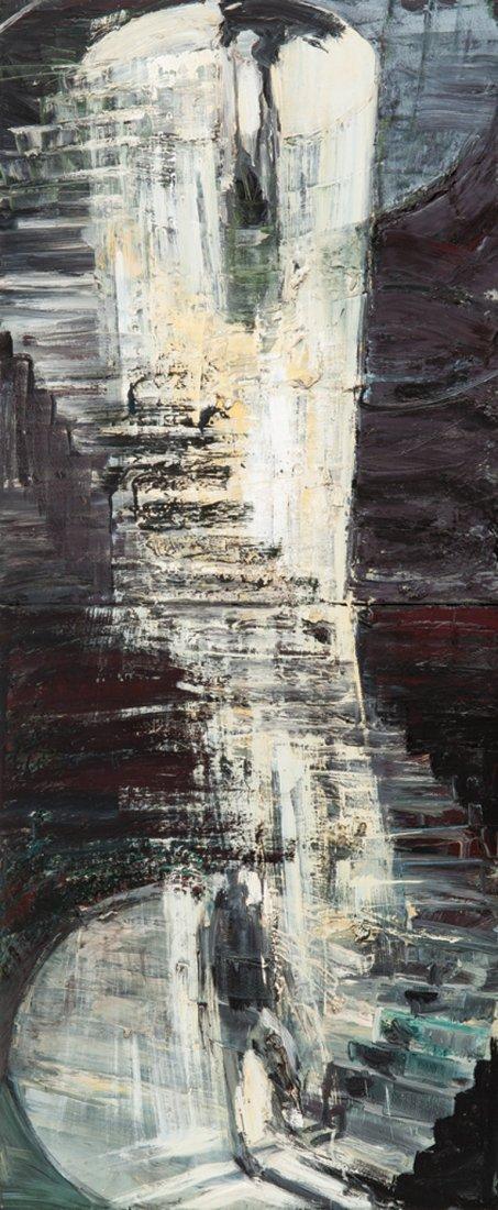 3: EUAN MACLEOD (BORN 1956) Cell block painting, 1999-2