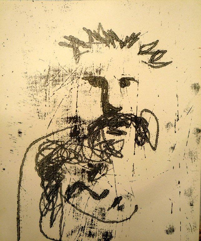 5: SIDNEY ROBERT NOLAN (1917–1992) Untitled  inks on pa