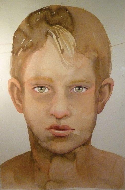 23: CHERRY HOOD  (BORN CIRCA 1960) Untitled No. 8, 2001