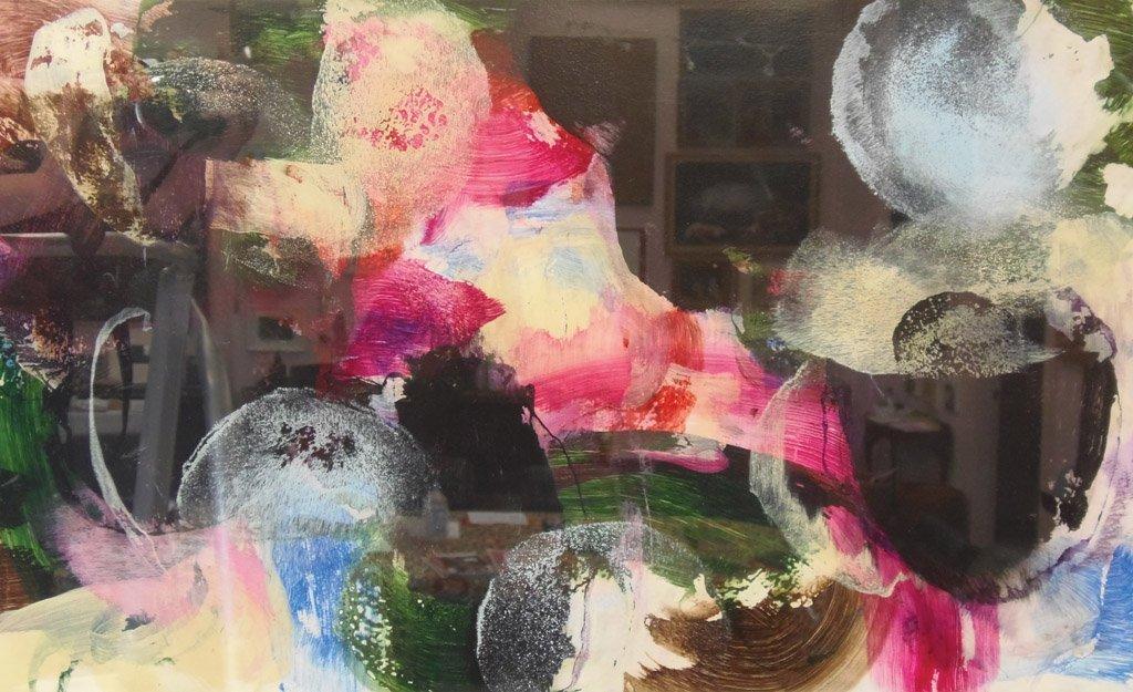 27: JOHN BARTLEY (BORN 1956) 132, 2010  acrylic on pape