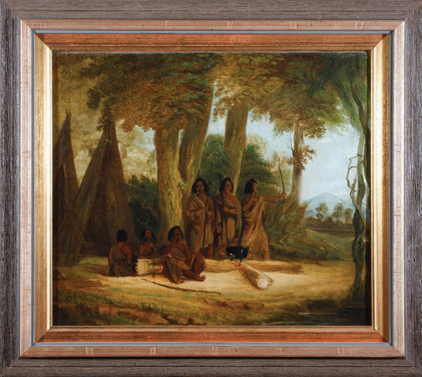 3: ATTRIBUTED TO AUGUSTUS EARLE  (1793–1839)