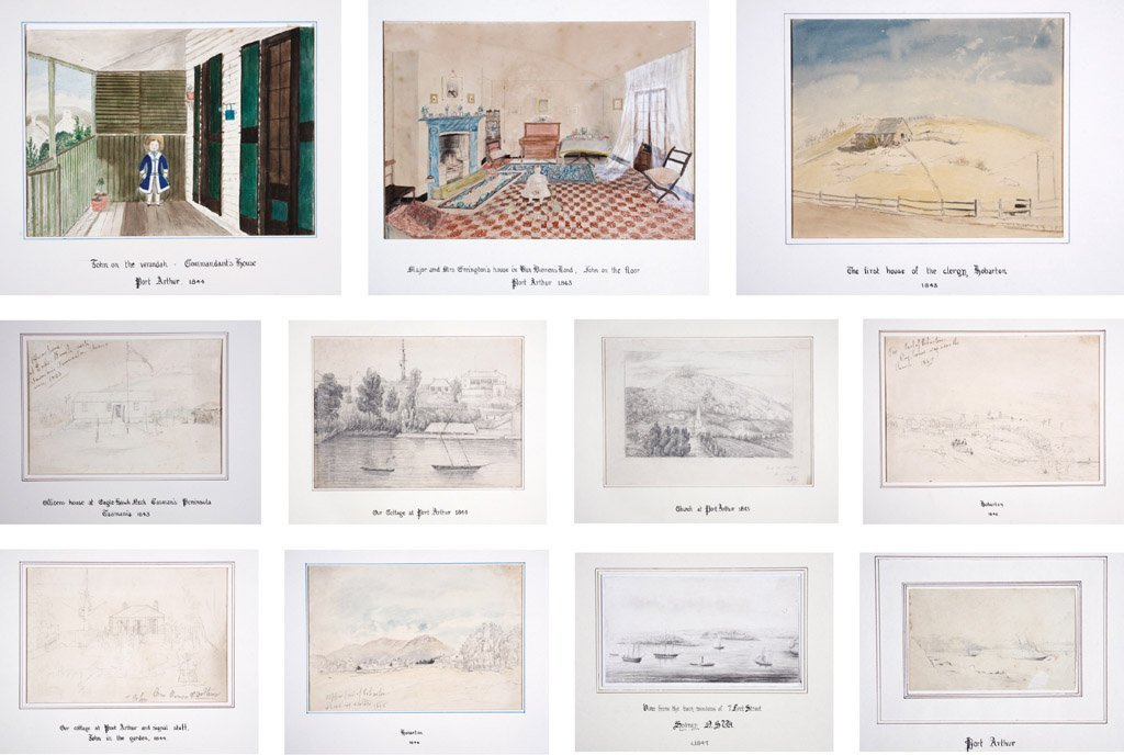 5: AN IMPORTANT COLLECTION OF WORKS BY ELIZABETH ERRING