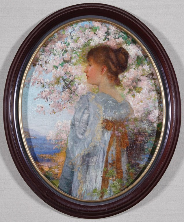 7: CHARLES EDWARD CONDER (1868–1909) Stella Maris McAda