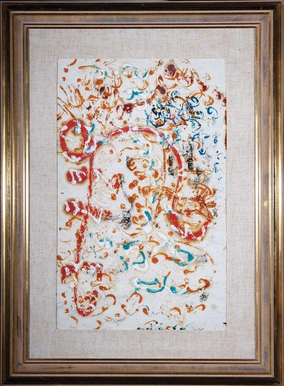 8: JOHN DE BURGH PERCEVAL (1923–2000) Untitled – Abstra