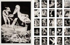 396: ARTHUR MERRIC BLOOMFIELD BOYD (AUSTRALIA, BRITAIN,