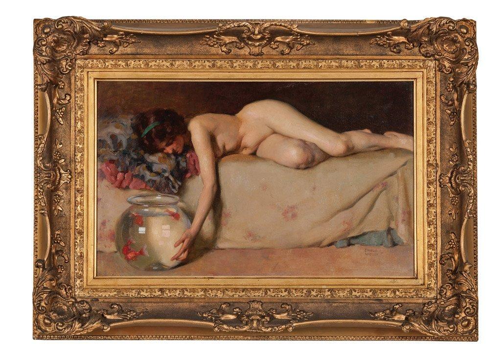 397: CHARLES ARTHUR WHEELER (1881–1977) Goldfish, 1911