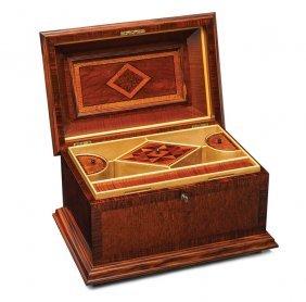 398: A fine and important Australian specimen wood box