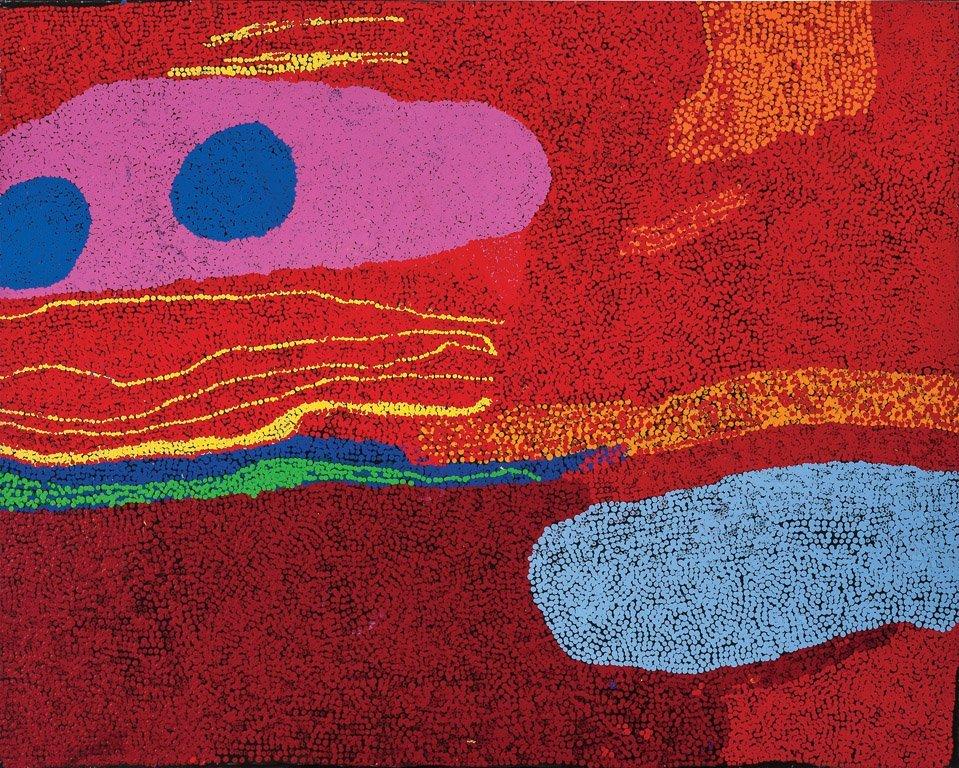 399: TOMMY WATSON  (BORN CIRCA 1935) Kujngkarankalpa, 2