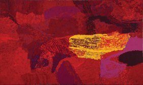 401: TOMMY WATSON  (CIRCA 1935) Aran, 2010 Oil on linen