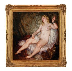 402: NORMAN ALFRED WILLIAMS LINDSAY (1879–1969) The Gre