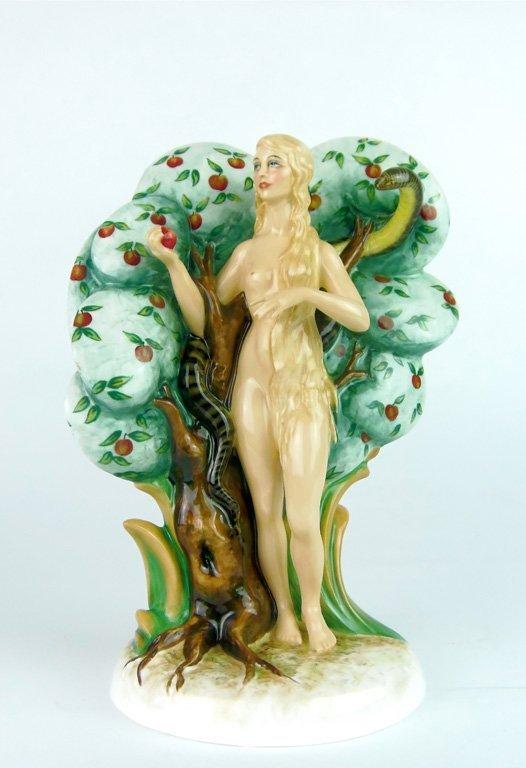 A Royal Doulton figurine, Les Femmes Fatale, Eve by Mar