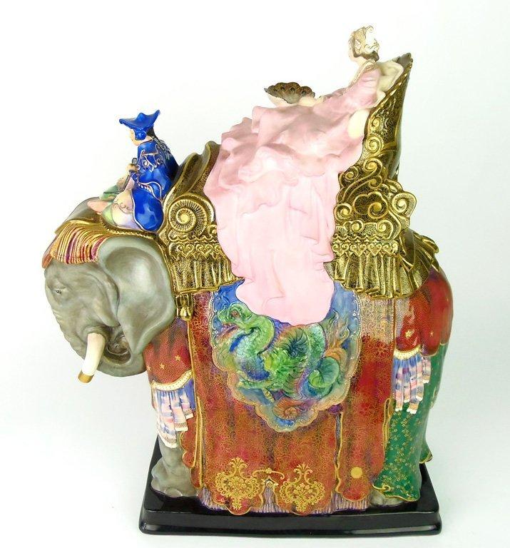 A Royal Doulton figure, Princess Badoura HN2081 initial