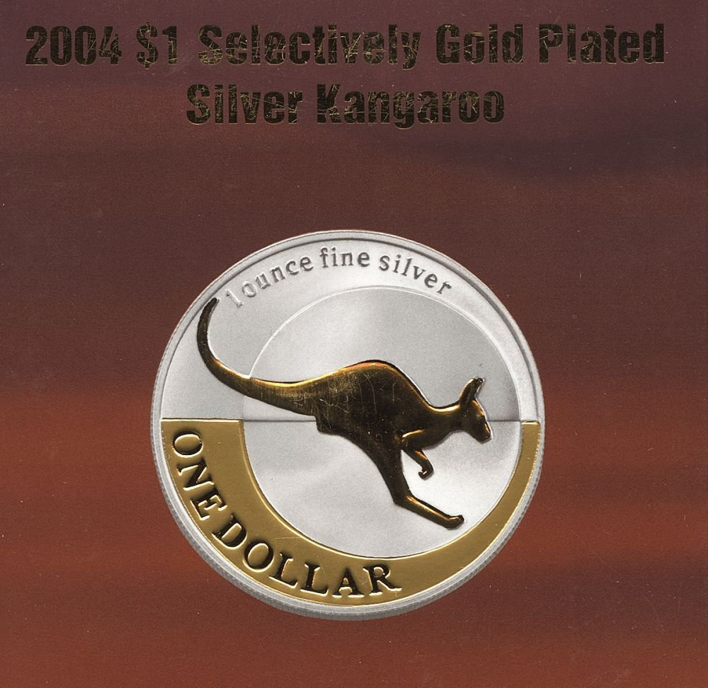 """Mixed group: 2003 Masterpieces in Silver, """"Port Phillip"""
