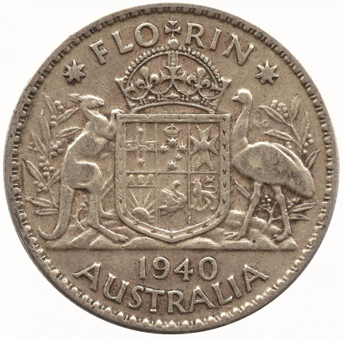 TWO SHILLINGS: Pre 1945 (14, all KGVI) and post 1946