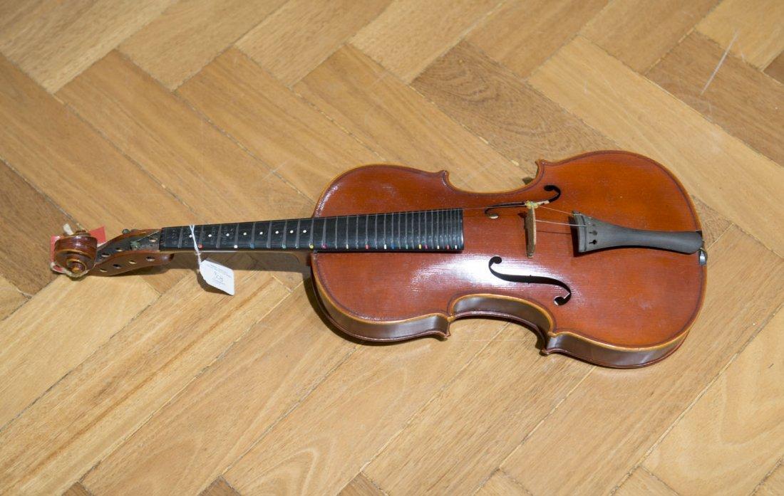 VIOLIN: Manby three quarter violin (13 inches)