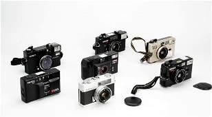 KONISHIROKU KOGAKU (Japan): Konica compact cameras