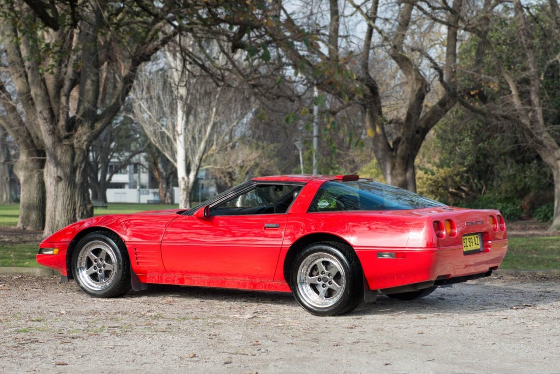 1991 chevrolet corvette c4 zr1 rhd vin no. Black Bedroom Furniture Sets. Home Design Ideas