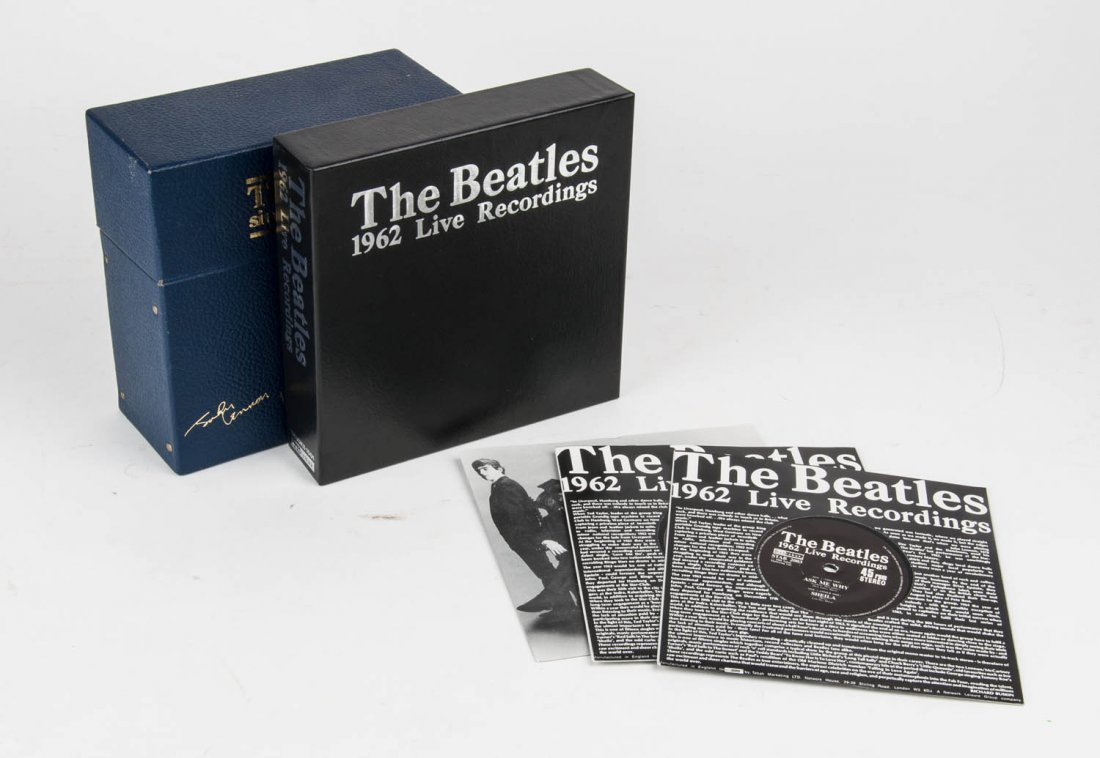 "THE BEATLES: ""The Beatles Singles Collection"" BSCP1"