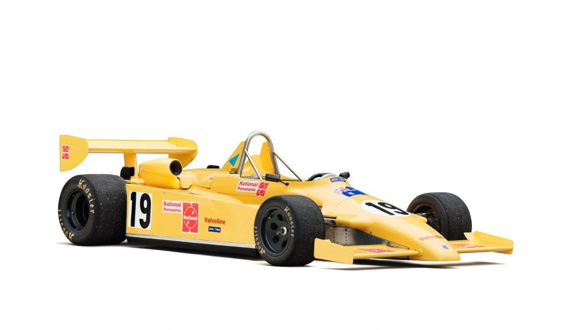 1981 RALT RT4 COSWORTH 1981 Australian Grand Prix