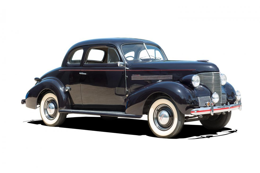 1939 Chevrolet 85 Master Coupe