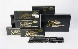 BACHMANN Spectrum Series: USRA Heavy Mountain 4-8-2
