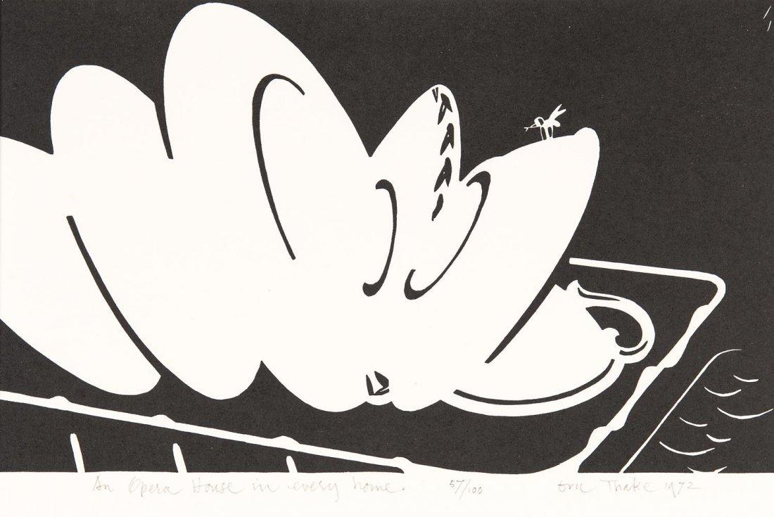 ERIC THAKE (1904-1982) An Opera House in Every Home