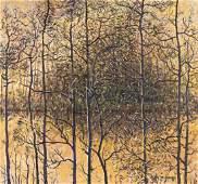 CLEM MILLWARD (BORN 1929) Sheoaks, Cudmirrah