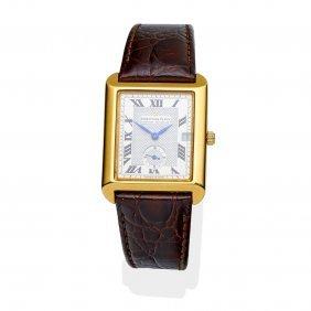 A Gentleman's Gold Series 1974 Wristwatch, Dreyfuss &