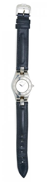 A Lady's Stainless Steel Linea Wristwatch, Baume &