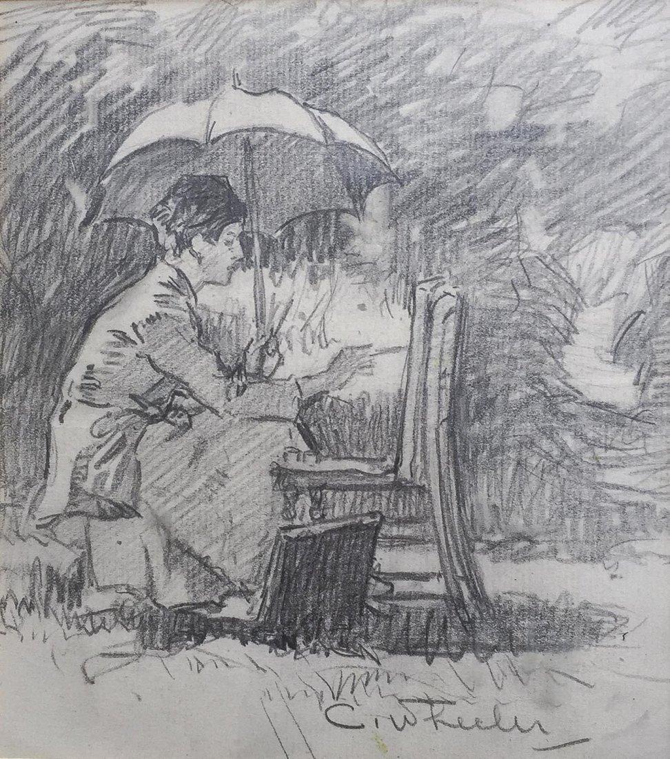 CHARLES ARTHUR WHEELER  The Artist