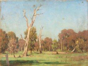 Charles Arthur Wheeler (1881-1977) Landscape