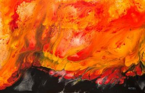 Samantha Hobson (born 1981) Fire On The Hill (2001)
