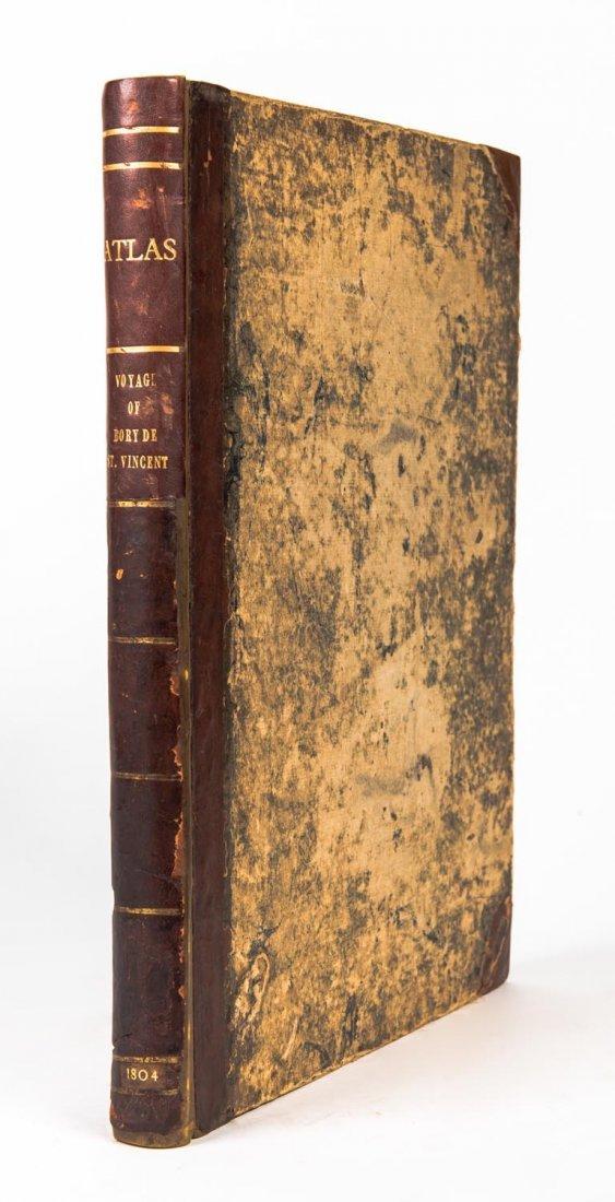 Bory de Saint-Vincent, J.B.G.M. Voyage dans les quatre