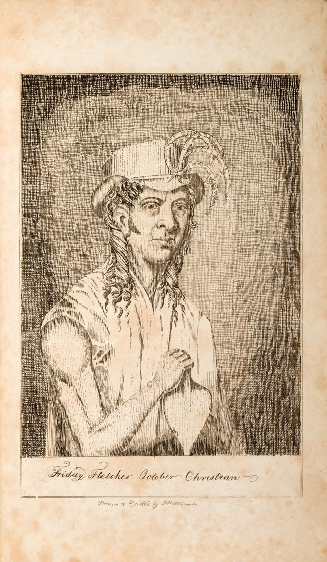 Shillibeer, John. A Narrative of the Briton's Voyage