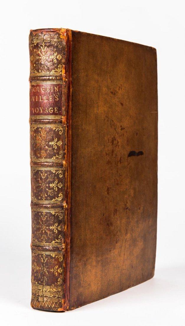 Bougainville, Louis Antoine de. A Voyage round the