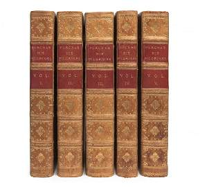 Purchas, Samuel. Hakluytus Posthumus or Purchas his