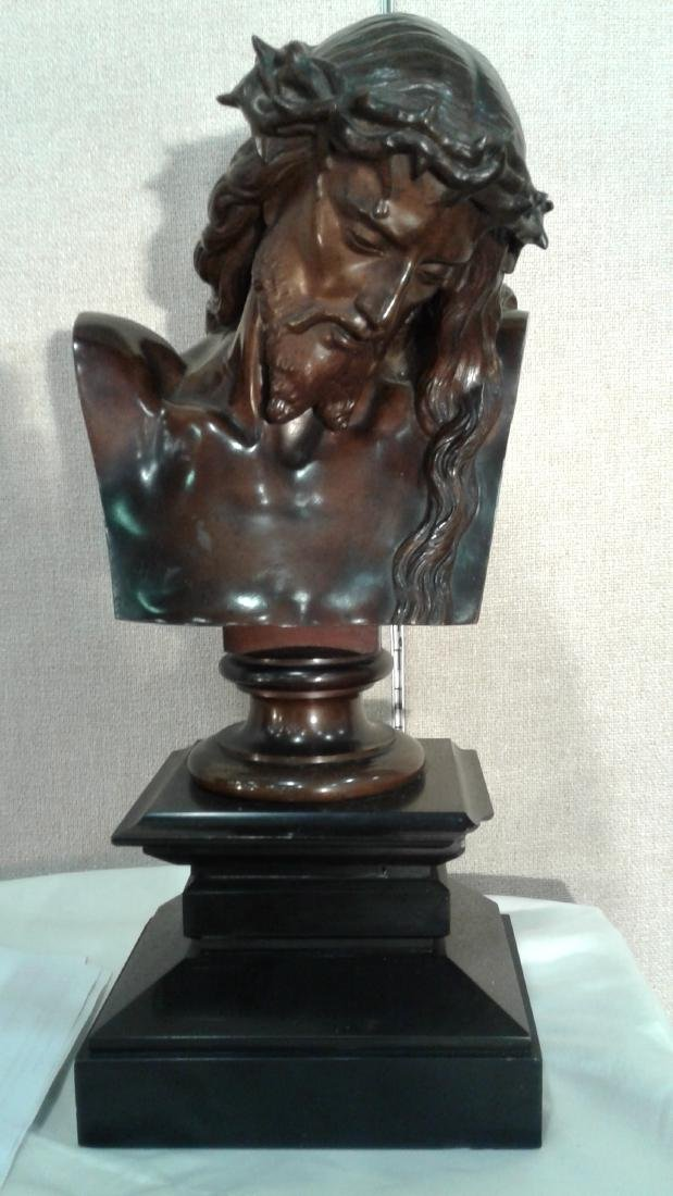 Bronze Statue of Jesus