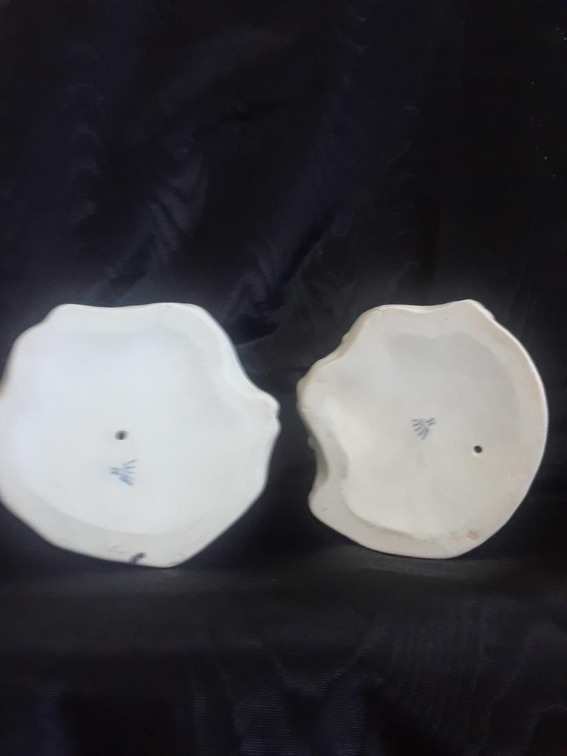 Pair of Porcelain Figurines - 4