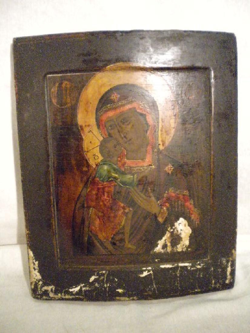 Russian icon - 2