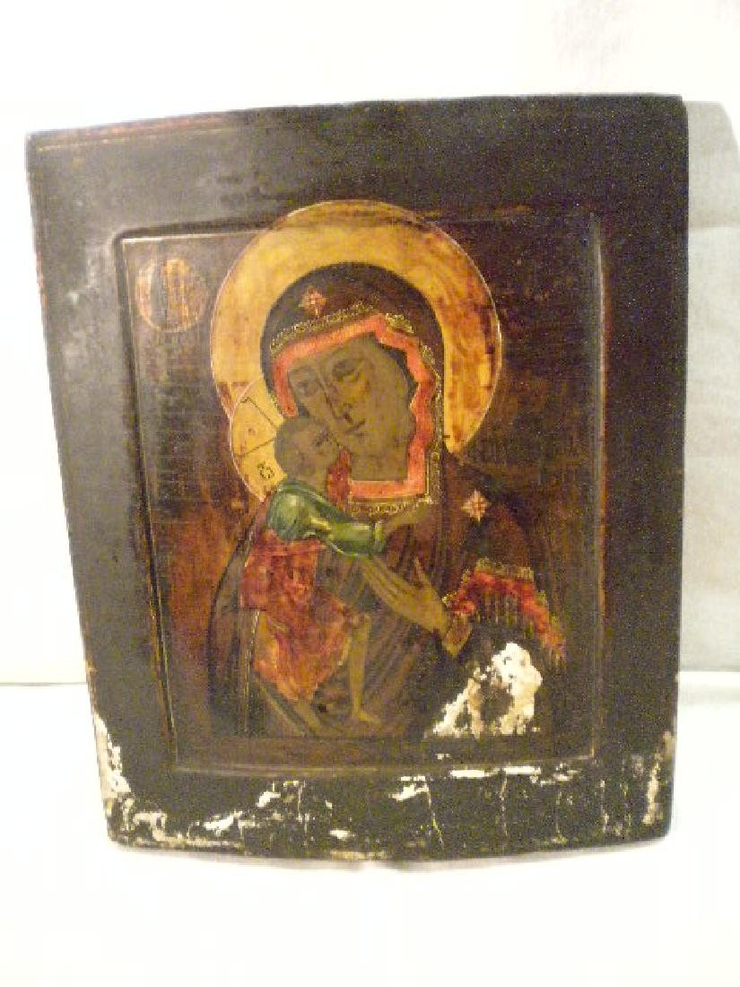 Russian icon - 3